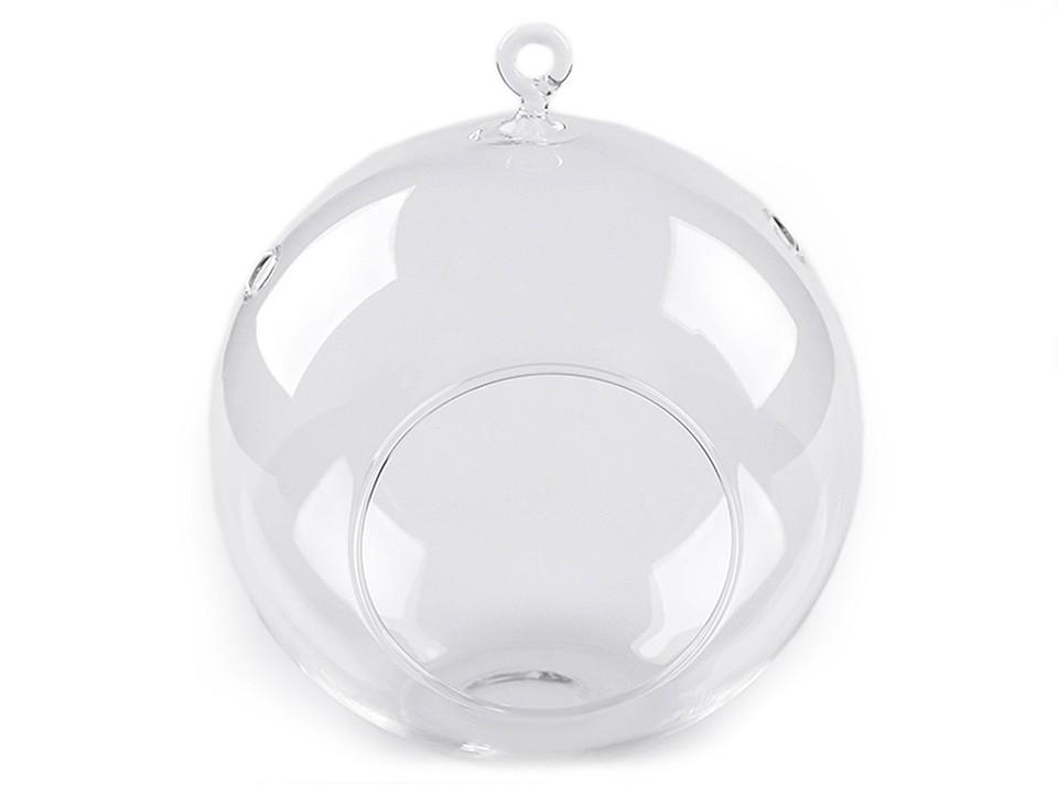 Skleněná koule Ø15 cm aerárium 1 ks
