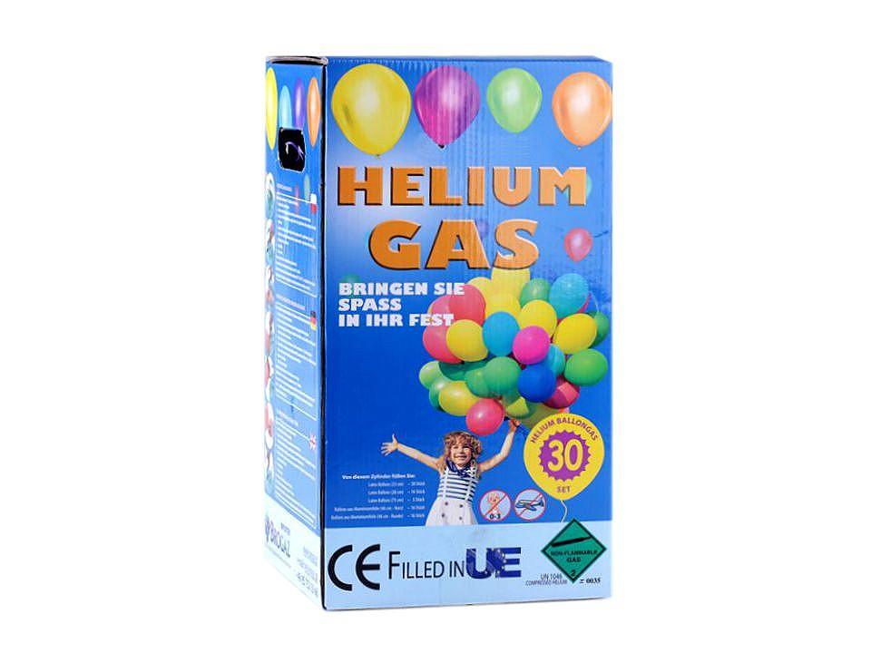 Helium set na 30 balónků 1 ks