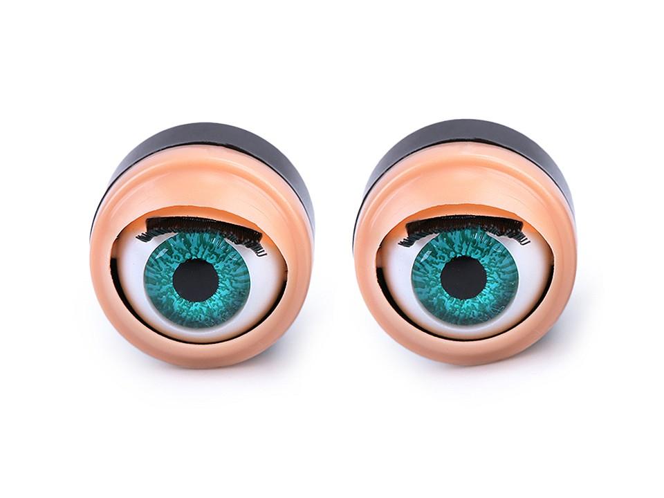 Mrkací oči Ø17 mm 20 ks