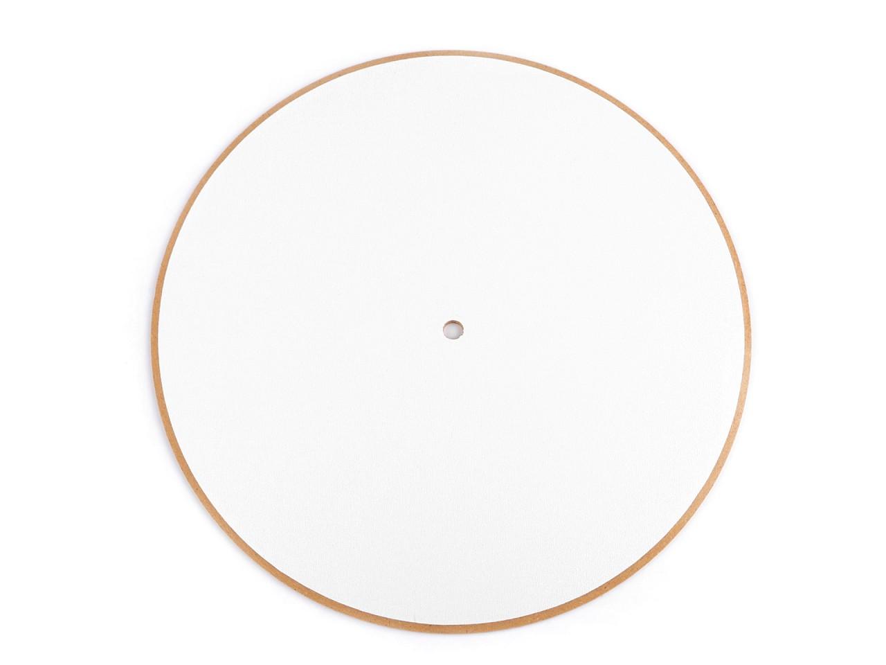 Hodinový ciferník polotovar Ø25 cm 1 ks