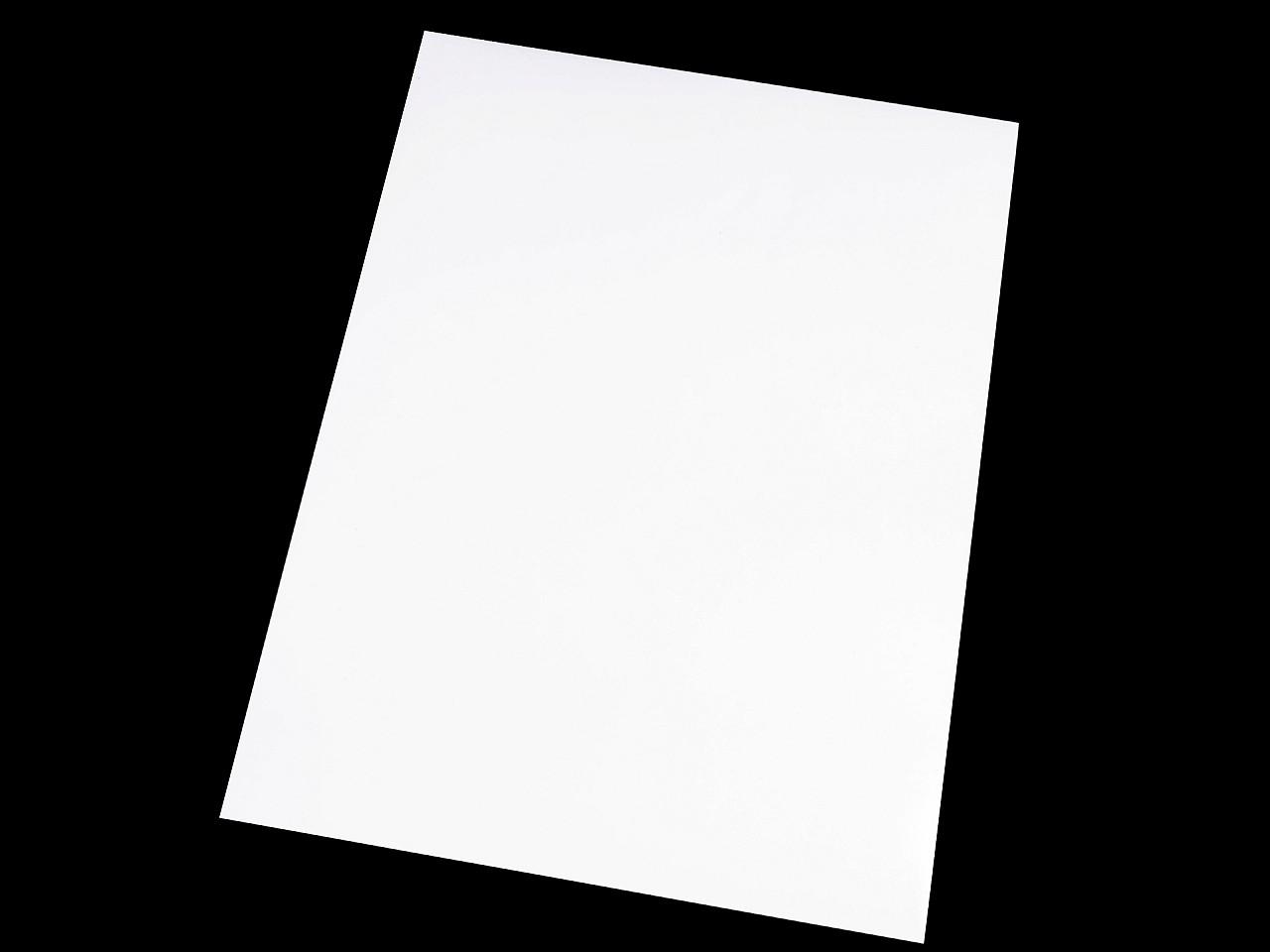 Magnetický papír lesklý A4 2 ks