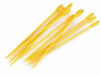 Blunt Plastic Needles length 15 cm