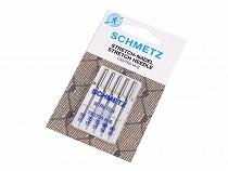 Strojové ihly Stretch 75; 90; združené Schmetz na karte