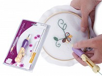 Punch Needle Embroidery Set