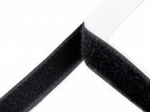 Taśma rzep samoprzylepna komplet (haczyk+pętelka) cięta szerokość 20 mm