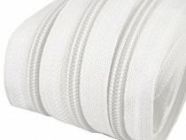 Continuous Nylon Zipper 5 mm for POL Sliders