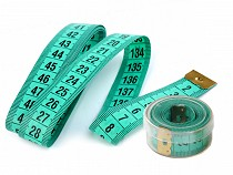 Sewing Tape Measure 150 cm in plastic case