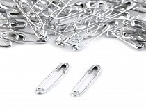 Safety Pins length 20 mm in bulk
