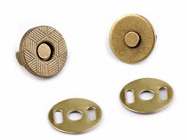 Round Magnetic Snaps Ø10 mm
