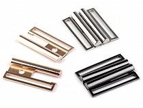 Metall Gurt Schnalle Breite 50 mm