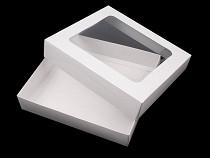 Átlátszó papír doboz