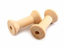 Cievka drevená 2x4 cm