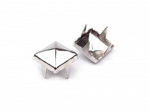 Clothing Pyramid Spikes 7x7mm