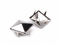 Clothing Pyramid Spikes 12x12mm