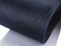 Modistická krinolína na vystuženie šiat a výrobu fascinátorov  šírka 8 cm