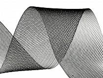 Krynolina modniarska do usztywnienia sukienek i wyrobu fascynatorów szerokość 4,5 cm