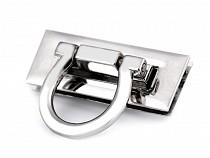 Flip Twist Handbag Fastening 17x45 mm