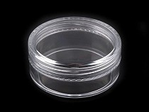 Plastová dóza 5x2 cm šroubovací
