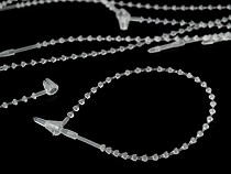 Loop Lock Tag Pins 145 mm for price tags (1000 pcs) manual