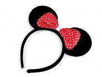 Cordeluță cu urechi Minnie