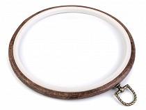 Hímzőkeret / felakasztható keret Ø20 cm
