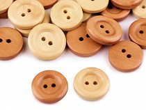 """Wooden Buttons size 28"""" and 32"""""""