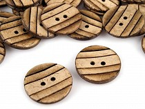 Coconut Buttons 36