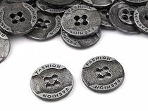 Metal Button Fashion size 26