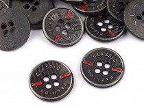 Metal Button Classic size 26