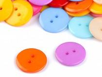 """Knoflík barevný mix velikost 28"""""""