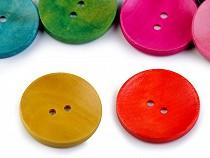 Wooden Decorative Button