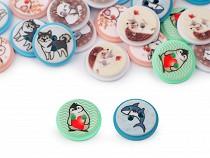 Children's Button size 24