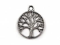 Charm Pendant Tree of Life Ø20 mm