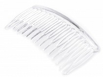 Plastic Hair Comb 80x45 mm