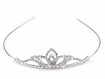 Rhinestone Headband / Tiara Crown