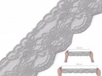 Elastická krajka šíře 80 mm