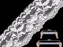 Elastic Lace Trim width 55 mm 2nd qualtiy