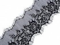 Dantelă franțuzească, lățime 11 cm