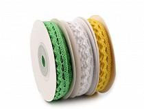 Cotton Bobbin Lace width 10 mm