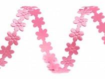 ESKÜVŐI szatén virágszalag 10 mm