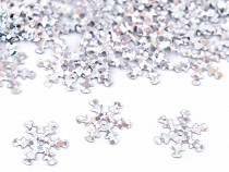 Sequins Snowflakes Ø13 mm