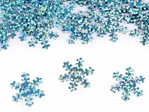 Sequins Ø19 mm Snowflakes