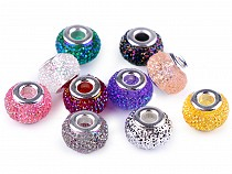 Charm Beads 9x14 mm