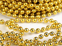 Perlenkette Deko Ø5 mm