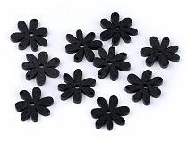 Kwiatek drewniany 20x25 mm