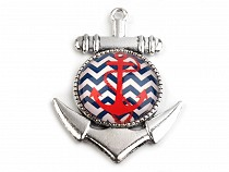 Anchor Charm Pendant