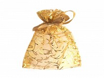 Organza Gift bag approx. 7x10 cm with lurex