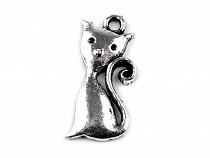 Charm Pendant CAT 12x25mm