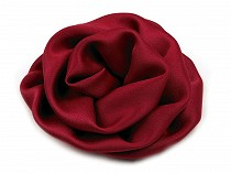 Trandafiri din satin, Ø70 mm