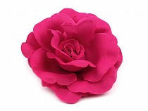 Broszka / spinka Ø6 cm róża